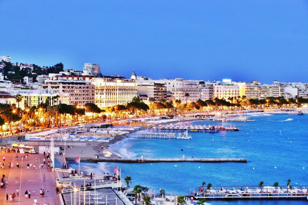 Transriviera Tour 187 Cannes