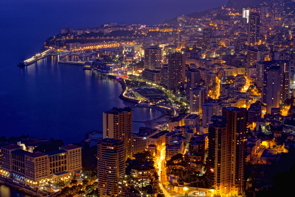 Transriviera Tour 187 Monaco By Night